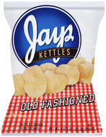 Jay's Kettles® Old Fashioned Kettle Cooked Potato Chips 1.875 oz. Bag