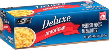 American Heritage® Deluxe American Cheese
