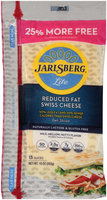 Jarlsberg® Lite Reduced Fat Swiss Cheese 13 ct Pack
