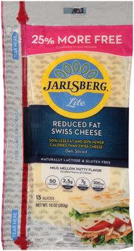 Jarlsberg® Lite Reduced Fat Swiss Cheese 13 ct Pack