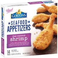 Gorton's® Seafood Appetizers Thai Coconut Shrimp 9.2 oz. Box