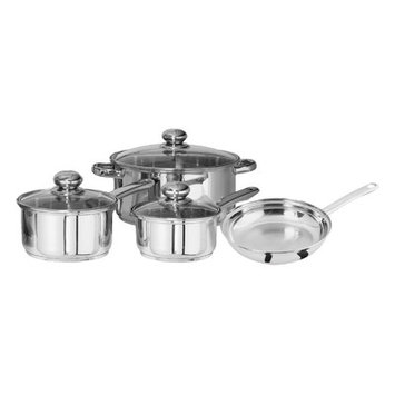 Kinetic 29081 Classicor - Stainless steel Cookware Set - 7 Piece