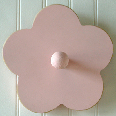 New Arrivals Hand Painted Flower Peg