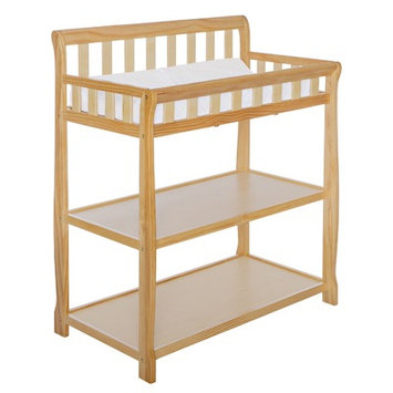 Dream on Me 2-in-1 Ashton Changing Table Finish: Cherry
