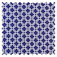 Sheetworld Links Fabric by the Yard Color: Purple