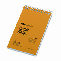 tional Brand National® Brand Wirebound Memo Books