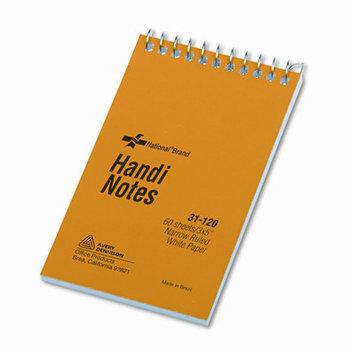 tional Brand National® Brand Wirebound Memo Books