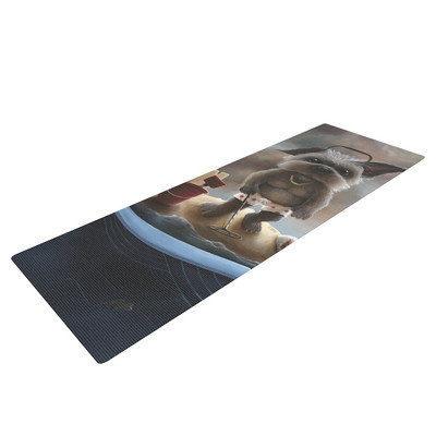 Kess Inhouse Grover by Graham Curran Yoga Mat