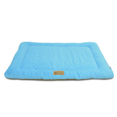 Play Chill Pad Blue Dog Bed Large