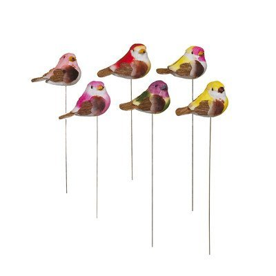 Oddity, Inc. Oddity Inc. 430 2 in. Bird on A Wire Pick Assorted Styles - Case of 12