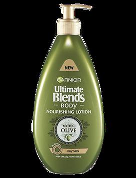 Garnier Mythic Olive Nourishing Lotion