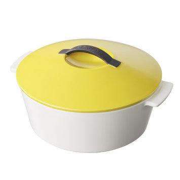 Revolution Giftbox Round Cocotte Color: Seychelles Yellow, Size: 2.75-qt.