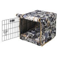Bowsers Lux Crate Cover Vogue, Small