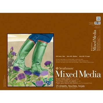 Pro-Art Strathmore Mixed Media Paper Pad, 18