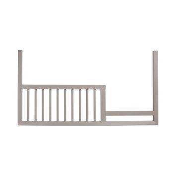 Dwellstudio Mid-Century Toddler Rail in French Grey