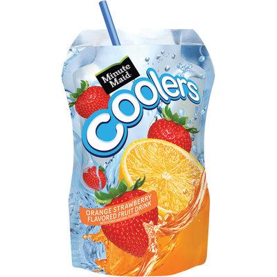 Minute Maid® Coolers - Orange Strawberry