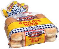 ButterKrust® Hot Dog Buns 8 ct Bag