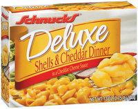 Schnucks Deluxe Shells & Cheddar Dinner