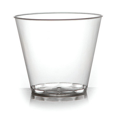 Fineline Settings, Inc Savvi Serve 9 oz. Old-Fashioned Tumbler (500 Pack) Finish: Clear