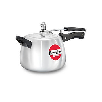 Hawkins Contura Pressure Cooker Size: 4.22 Q
