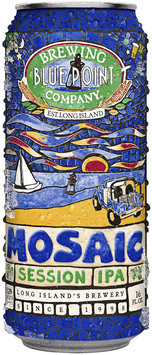 Blue Point Brewing Company® Mosaic Session IPA