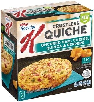 Kellogg's® Special K® Crustless Quiche 7 oz. Box