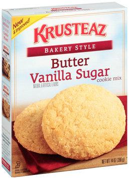 Krusteaz® Bakery Style Butter Vanilla Sugar Cookie Mix 14 oz. Box