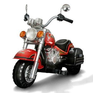 Merske Llc Merske AL365RED Harley Style Chopper Style Motorcycle Red