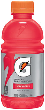 Gatorade® G® Series Perform Strawberry Sports Drink 12 fl. oz. Bottle