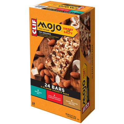 CLIF Mojo Bar® Trail Mix Bars Variety Pack