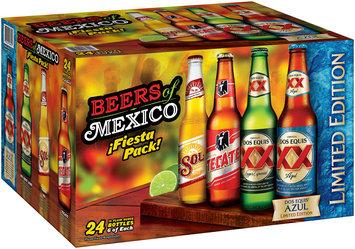 Beers of Mexico Fiesta