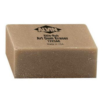 Alvin & Company Alvin 1223AE Art Gum Eraser Large 12-bx