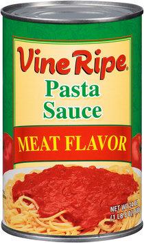 Vine Ripe® Meat Flavor Pasta Sauce 24 oz. Can