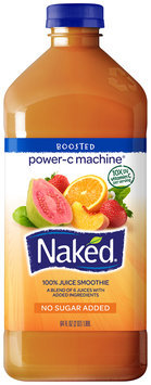Naked® Power-C Machine® Juice Smoothie 64 fl. oz. Bottle