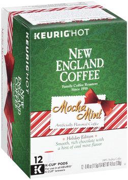 New England Coffee® Keurig® Hot Mocha Mint 12-0.40 oz. Cups