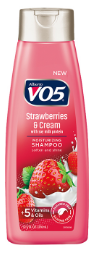 Alberto VO5® Moisture Milks Moisturizing Shampoo Strawberries & Cream