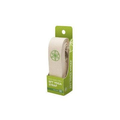 Gaiam 8' Organic Cotton Yoga Strap