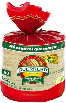 Guerrero® White Corn Tortillas