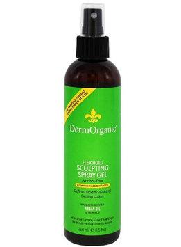 DermOrganic® Flex Hold Sculpting Spray Gel