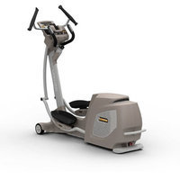 Cam Consumer Products, Inc. Yowza Fitness Pompano Elliptical Beige and Gray 15 3/4