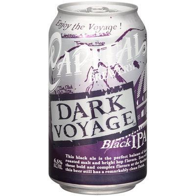 Capital Brewery Dark Voyage Black IPA Ale