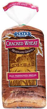 Stater Bros.® Heartland Grains® Cracked Wheat Bread 24 oz.