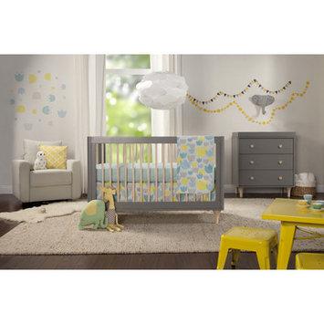 babyletto Tulip Garden 4-Piece Crib Bedding Set - T11130