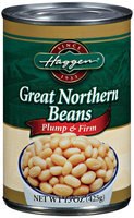 Haggen Great Northern Beans 15 Oz Can