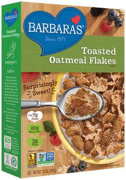 Barbara's® Toasted Oatmeal Flakes Cereal 14 oz. Box