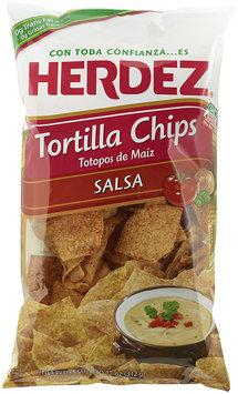 Herdez® Salsa Tortilla Chips 11 oz. Bag