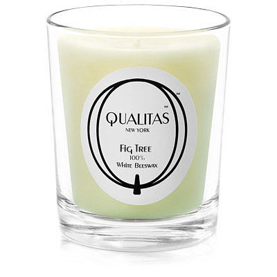 Qualitas Candles Beeswax Fig Tree Scented Candle