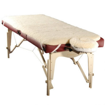 Sivan Health & Fitness Sivan Health and Fitness Flannel Massage Table and Face Cover Set