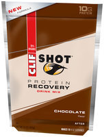CLIF Shot® Protein Recovery Chocolate Drink Mix