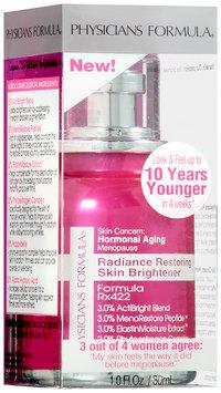Physicians Formula® Skin Concern: Hormonal Aging Menopause Formula Rx422 Radiance Restoring Skin Brightener 1 fl. oz. Box
